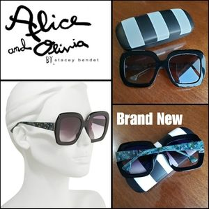 🆕️ Alice and Olivia Lexington Sunglasses